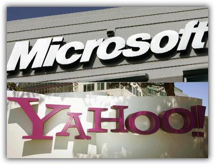Microsoft & Yahoo!