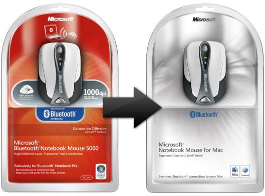 Mouse Microsoft para Mac