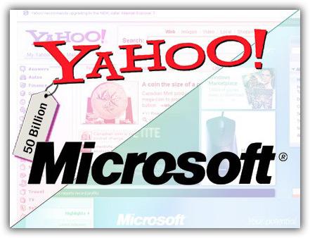 Yahoo! & Microsoft