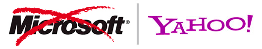 Yahoo x Microsoft