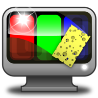 LCD Scrub