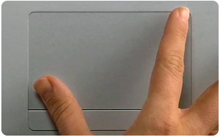 Trackpad Multi-touch