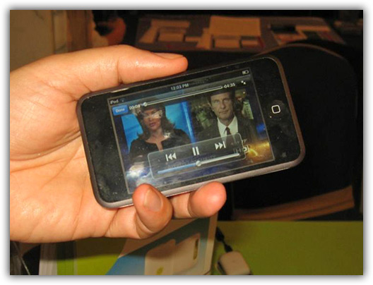 TV no iPhone
