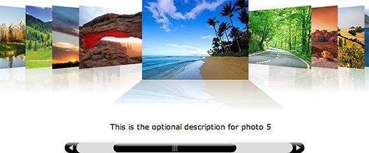 photoFlow para o Adobe Flash