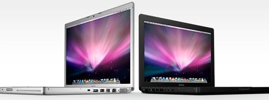 MacBook Pro e MacBook