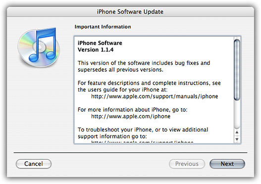 Firmware 1.1.4