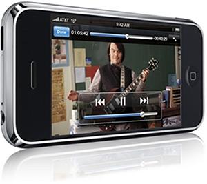 Vídeo no iPhone