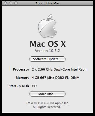 Mac Pro Quad