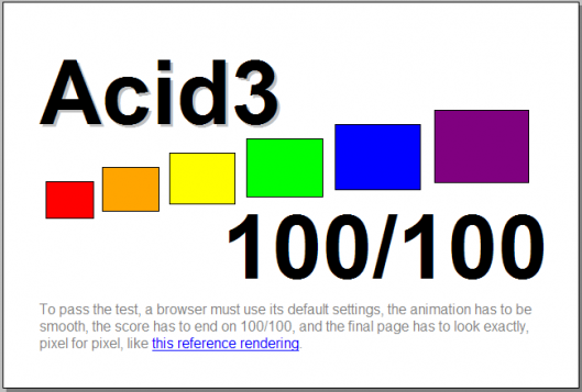 figura de referência do ACID3 test