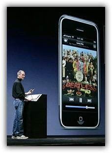 Steve Jobs & Beatles
