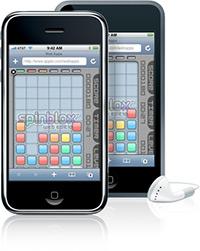 Jogo em iPhone