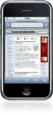 MacMagazine no iPhone