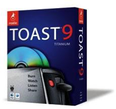Toast 9 Titanium