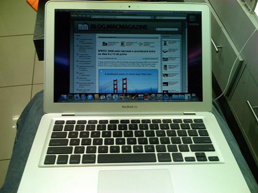 MM no MacBook Air
