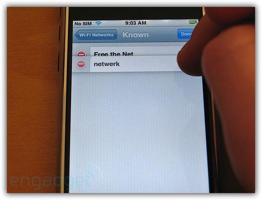 Agora é possível reordenar redes Wi-Fi