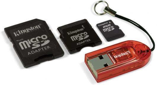 Multi-Kit Kingston 2GB