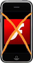 iPhone sem Flash