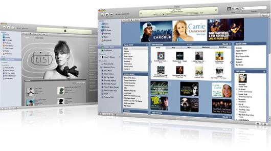 iTunes Store - music