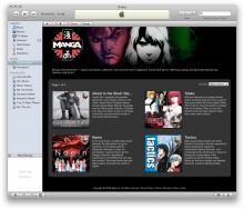 Manga on iTunes