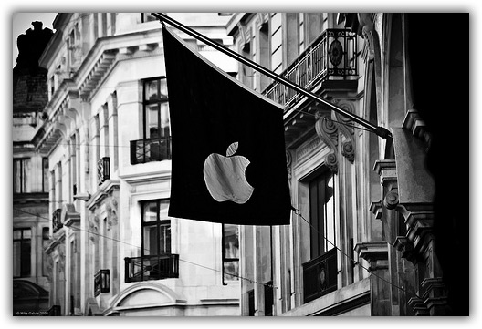 Bandeira da Apple