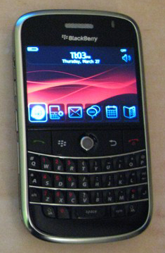 BlackBerry 900