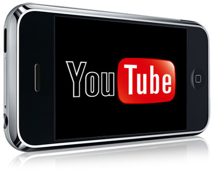 YouTube no iPhone
