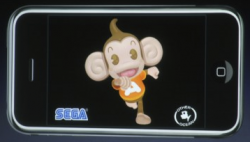 Sega no iPhone