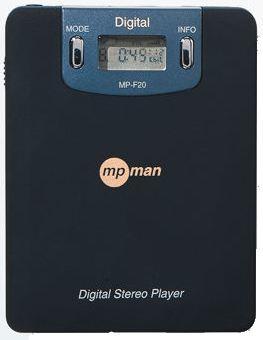 Saehan's MPMan F10