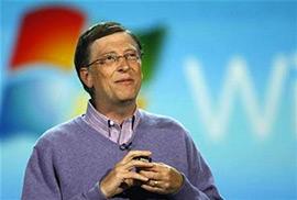 Bill Gates e Windows