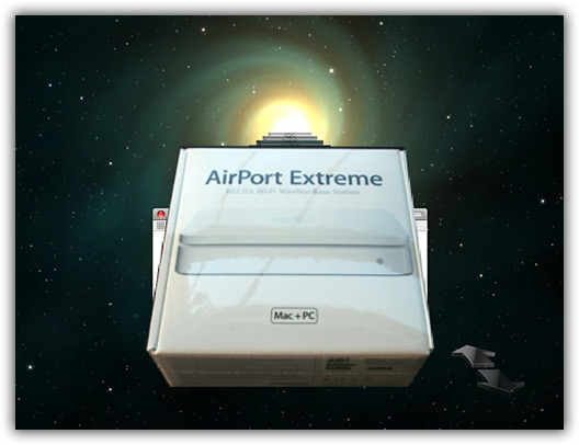 AirPort Disk e Time Machine