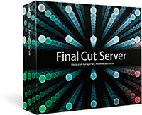 Caixa do Final Cut Server