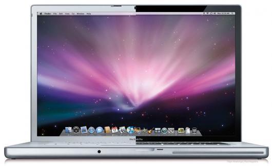 Opções do MacBook Pro