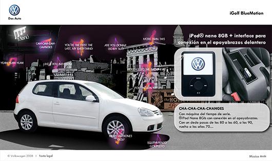 Volkswagen iGolf BlueMotion