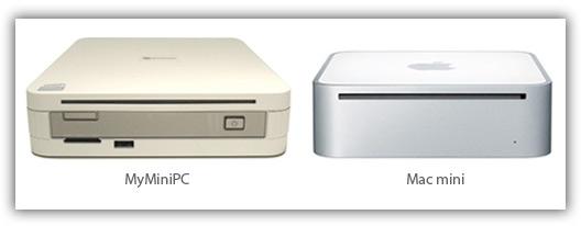 MyMiniPC e Mac mini