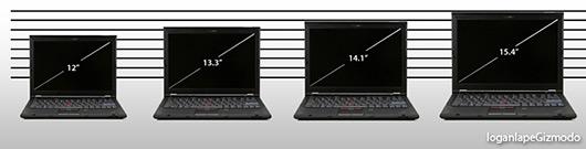Notebooks da Lenovo