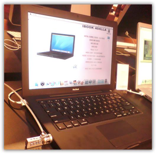MacBook na Fast Shop