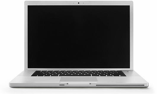 Mock-up de novo MacBook