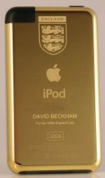 iPod do David Beckham