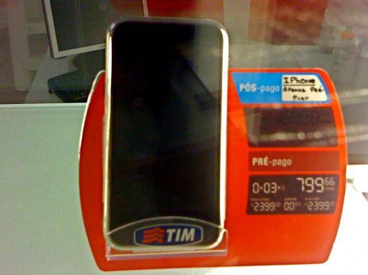 iPhone a R$2.400 na TIM