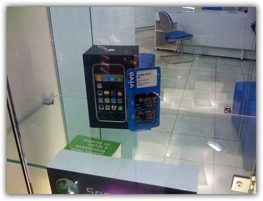 iPhone pela Vivo?