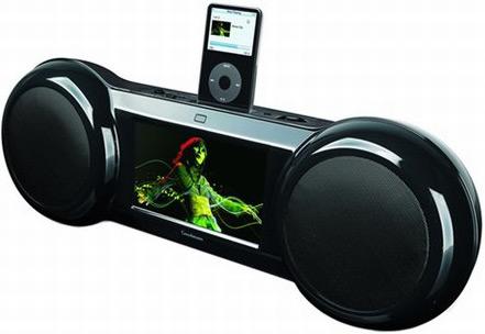 Goodmans iPod boombox