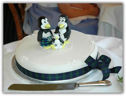Geek Cake: Linux