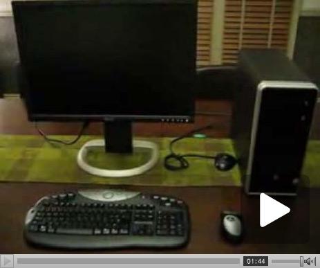Vídeo de Open Computer no Gizmodo