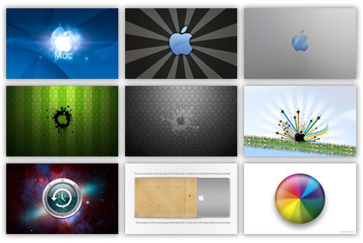 Os melhores wallpapers da Apple