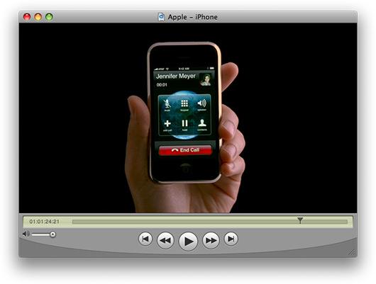 Comercial do iPhone