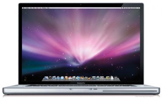 MacBook Pro: clique para ampliar