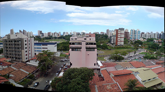 Panorama no AutoPano