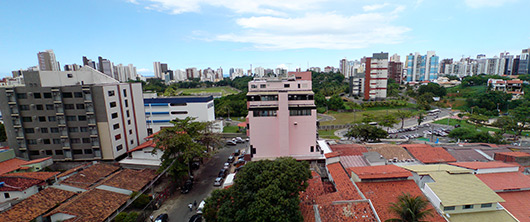 Panorama tratado no Photoshop