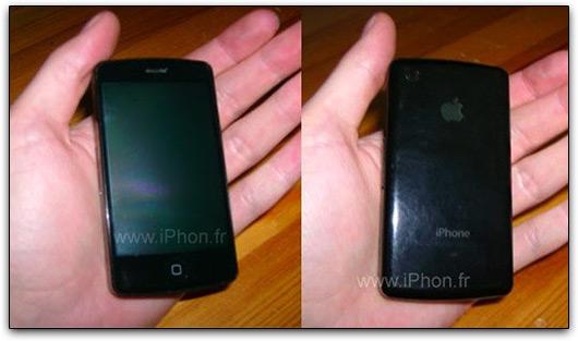 Novo iPhone?