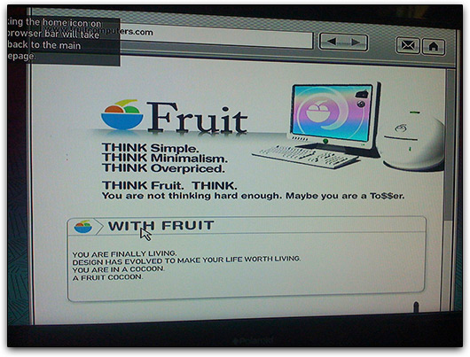 Paródia Apple no GTAIV